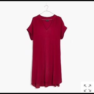 Madewell bicoastal dress